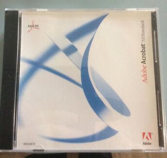Adobe Acrobat v7.0 original