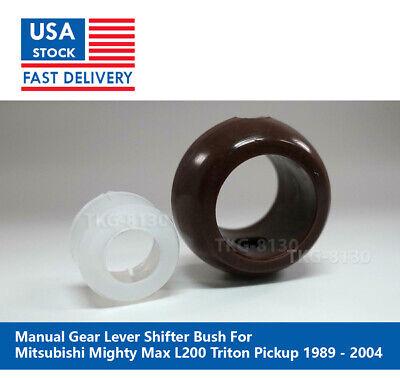 1 Set Manual Gear Lever Shifter Bush Use For Mitsubishi L200 Triton 1989 - 2004