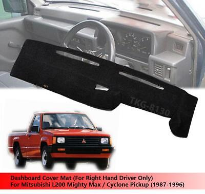 Interior Dashboard Mat Cover For Nissan Frontier Pickup D21 1995-1997 RHD