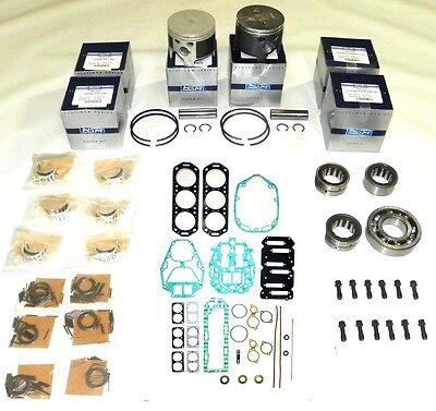 Mercury 200 Hp 2.5L Pro Max (Top Guided) Rebuild Kit - .010 SIZE 100-20-31