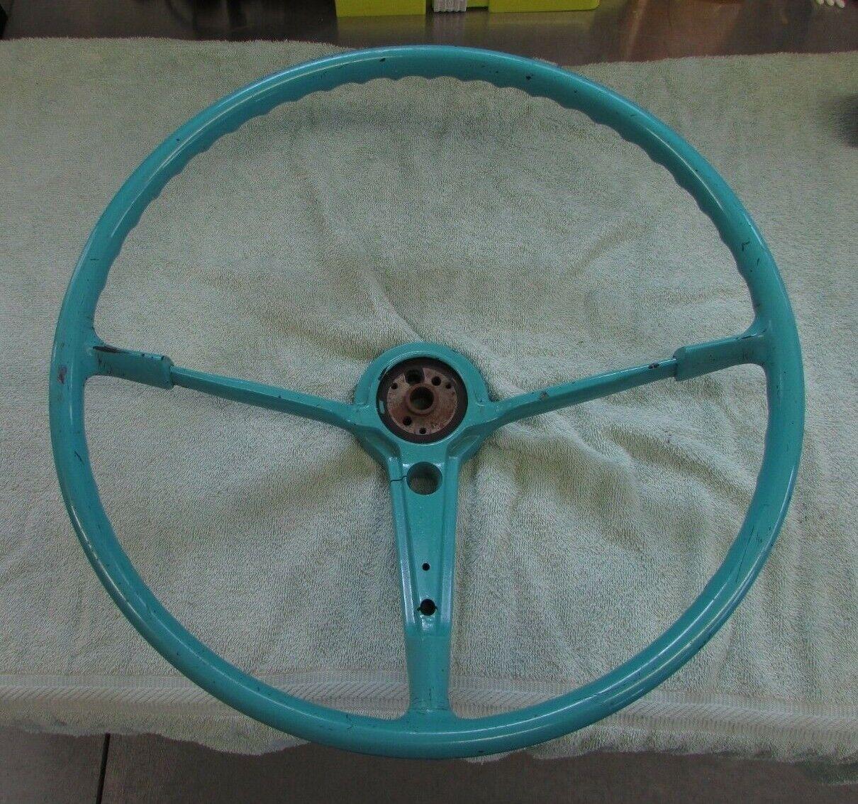 1940's to 1950's General Motors ???, 18 Inch Steering Wheel