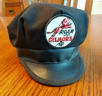 Vintage Buddy Lee Doll Gilmore Gas Service Station Hat HAT ONLY