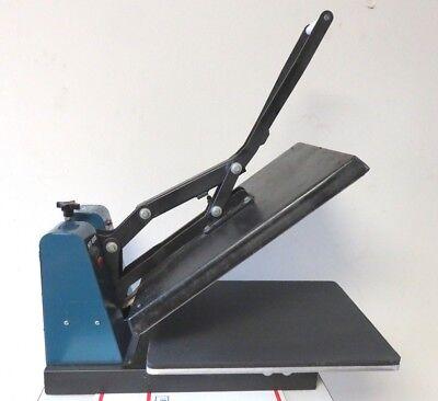 Hix Heat Pressure Ht-600q 16 X 20 Great Working