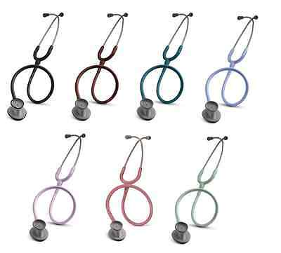 3m Littmann Lightweight Ii Se Nurses Stethoscope - 7 Colors Nib Free Shipping
