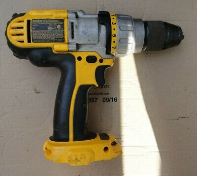 Dewalt Dw970 Xrp Drill Driver Hammer Drill Power Tool Used Body Only