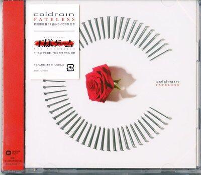 COLDRAIN-FATELESS-JAPAN 2 CD Ltd/Ed G88