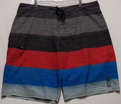 Rusty Shorts Swim Suit Board Mens Boardshorts Men Swimwear Trunks -