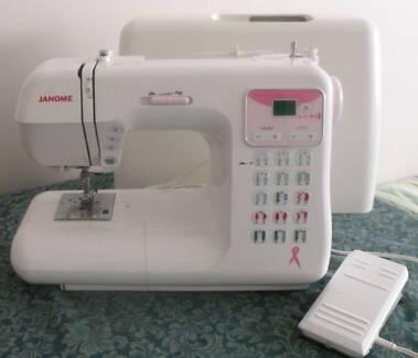 Janome DC4030 Sewing Machine Aldinga Beach Morphett Vale Area Preview