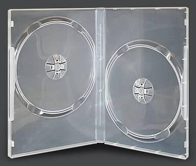DVD Cases - Brand New Bulk Lot Darwin CBD Darwin City Preview