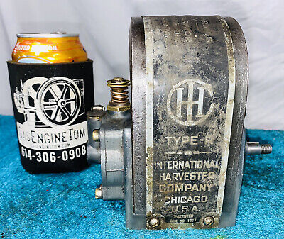 Ihc Type R Low Tension Magneto Hot Hit Miss Gas Engine International Mag
