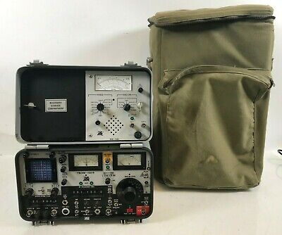 Aeroflex-ifr 1100s Fmam Communication Service Monitor Spectrum Analyzer