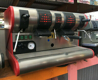 La San Marco 2 Group Espresso Machine