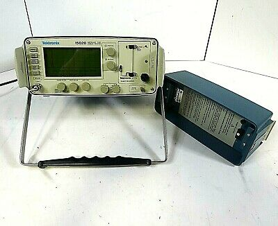 Tektronix 1502b Metallic Cable Tester Tdr - Free Shipping.