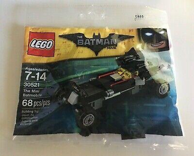 Lego The Batman Movie 30521 Mini Batmobile Brand New