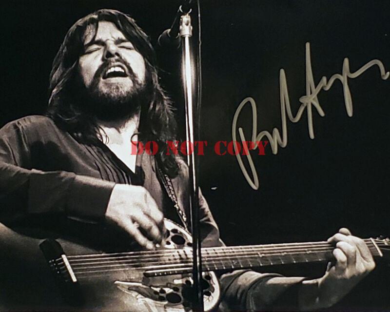 BOB SEGER Signed 8x10 Autographed Photo Reprint