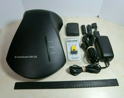 BI Inc. HomeGuard 206 DS House Arrest Detention Ankle Bracelet Monitoring System