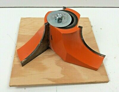 Freeborn Tool Carbide Tipped Shaper Cutter Corner Rounding 1-14 Bore Pc-25-032