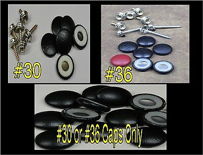 25 Dura Snap Upholstery Buttons  30  36 With 3 4   1 1 2  Screw Studs Any Color