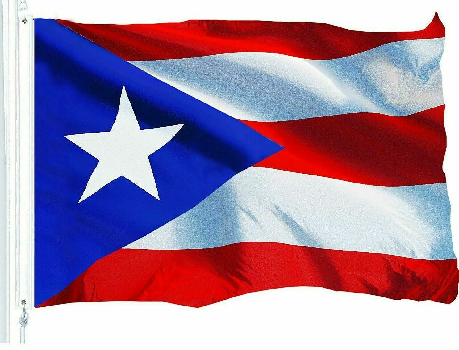 Puerto Rico Flag Puerto Rican National Flags   Anley 3' x5'