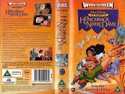The Hunchback of Notre Dame VHS