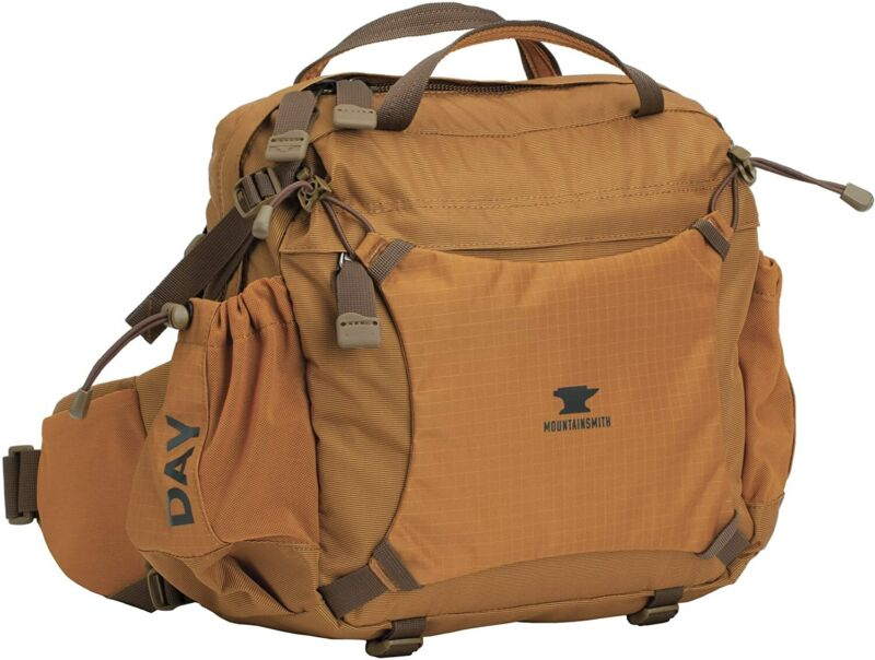 Mountainsmith Day Lumbar Pack - Rust Brown