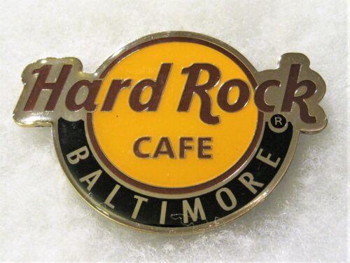 HARD ROCK CAFE BALTIMORE CLASSIC LOGO MAGNET