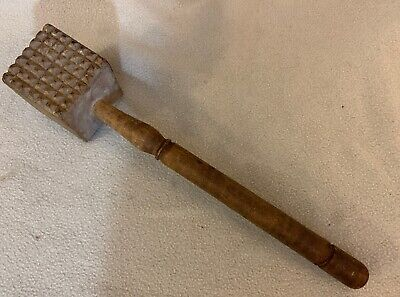 Utensils Antique Meat Tenderizer Collectibles