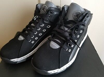 Nike Mens Jordan Ol'School Black White Cool Grey Size 10 Shoes Sneakers