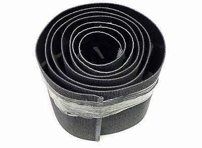 New Mol 1bl120-cos Conveyor Belt 12 Wide X 14 6-12 Long Slab 1plyswpvc