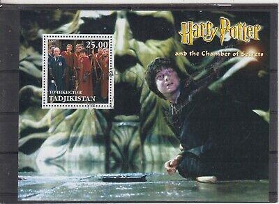 Tadzikistan Block Harry Potter mnh