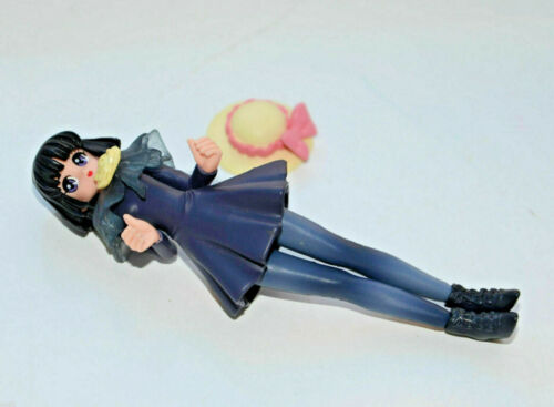 Sailor Moon Sailor Saturn Hotaru figurine gashapon figure Bandai Japan