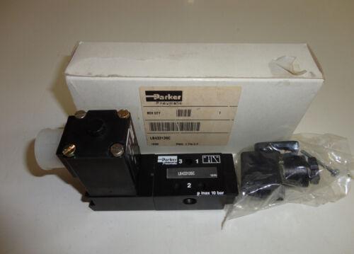 Parker Pneumatic LB43313SC Solenoid Valve