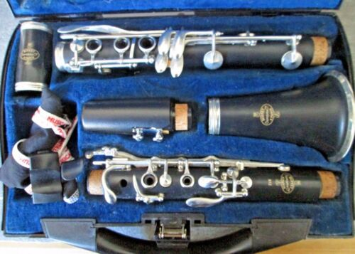 Buffet & Crampon B12 Clarinet in Hard Case With Adjustable thumb rest