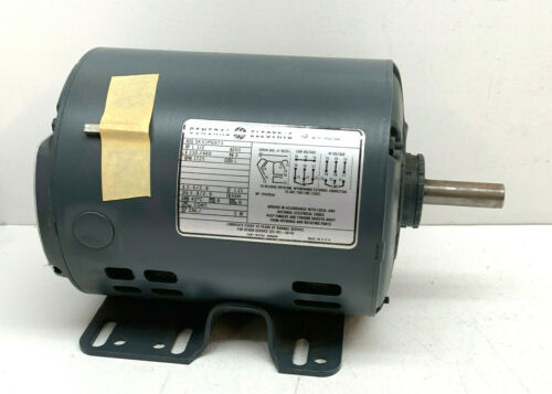 GE General Electric 5K45PG973 AC Motor 1-1/2HP 230/460V 3PH 1725RPM