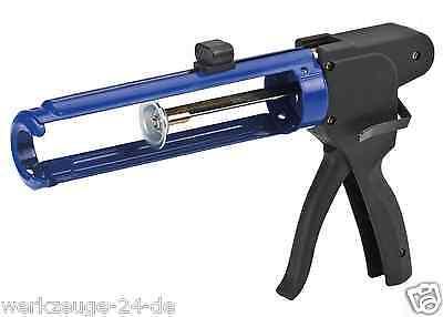 POWERHAND Kartuschenpistole ohne herausstehende Schubstange 310ml Silikonpresse