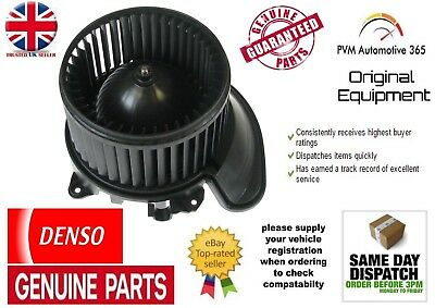 BRAND NEW DENSO HEATER BLOWER FAN MOTOR FIAT GRANDE PUNTO & EVO  2006 >>>>