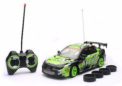New Ray RC Xtuner Drift Rally Tuning Auto Ferngesteuert Impreza WRX Lancer 1:14