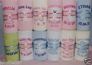 Personalised-Embroidered-Baby-Fleece-Blanket-Unique-Christening-or-Newborn-Gift