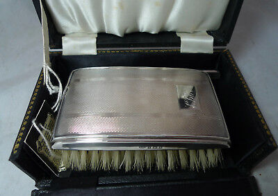 Vintage Silver Brush & Comb Broadway BIrmingham 1964 A633117