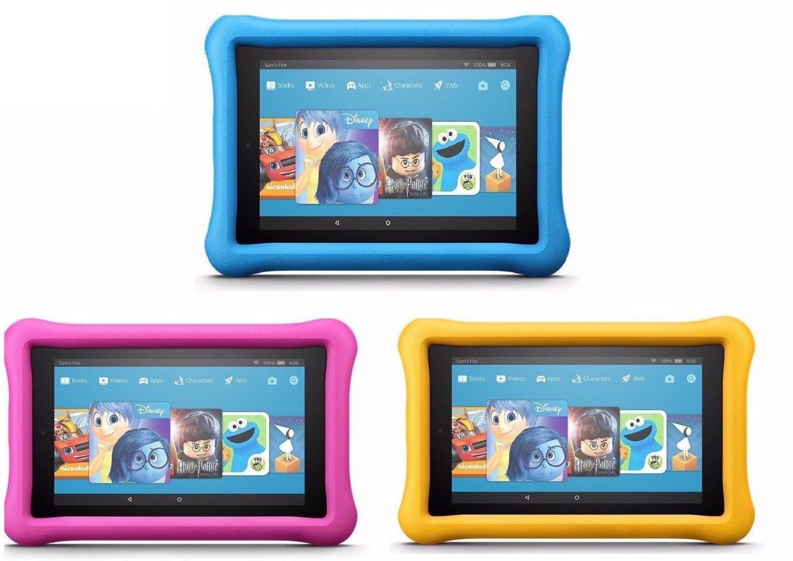 NEW Amazon Fire HD 8 Kids Edition Tablet 8 Display 32GB 8th