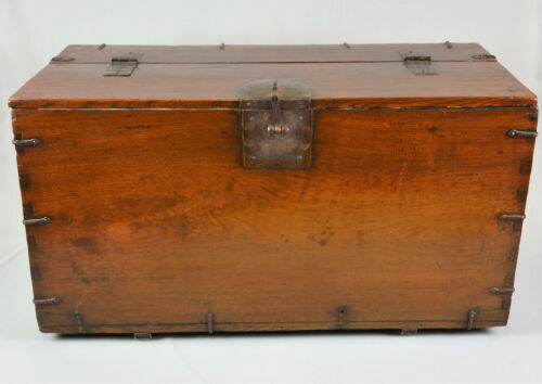 Antique Chinese Huanghuali chest,18thC