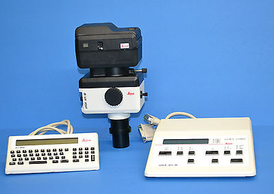 Leica Mps60 Photoautomat Microscope 35mm Camera Complete Suite