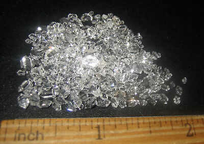 5G A    Natural Gem Clear Pakimers Herkimer Diamond Quartz Crystals Pakistan