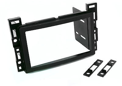 Scosche GM1599B Double Din Dash Kit for After Market Radio Stereo Install Aftermarket Dash Kits