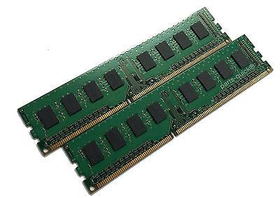 8GB 2X4GB 1RX8 PC3-12800U DDR3 Dell Optiplex 7010 9010 990 HP Pro 6200 6300 RAM