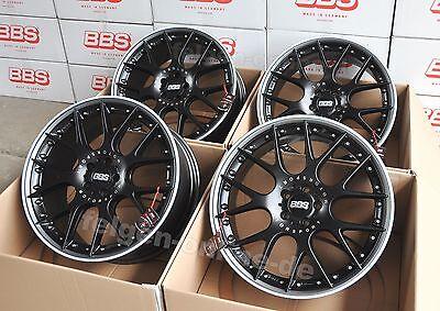 BBS CH-R2 schwarz 4 Felgen 8,5x20 Zoll ET42 CH650 für Mercedes GLA + GLK mit ABE