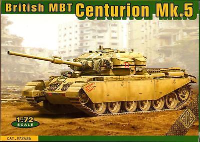 Ace 1//72 Centurion Mk.5 British Main Battle Tank # 72426
