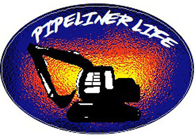 Pipeliner Life Hard Hat Sticker Cpl-7