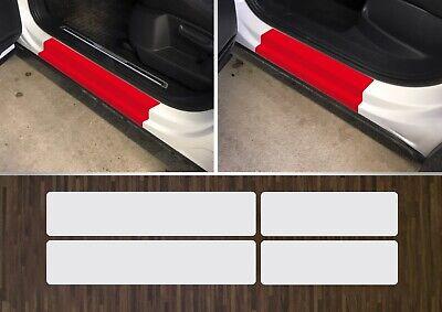 Lackschutzfolie transparent Einstiege Türen Einstiegsleisten  VW Tiguan Allspace