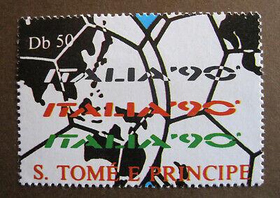 S. TOMÉ E PRINCIPES - ITALIA '90 - Db 50